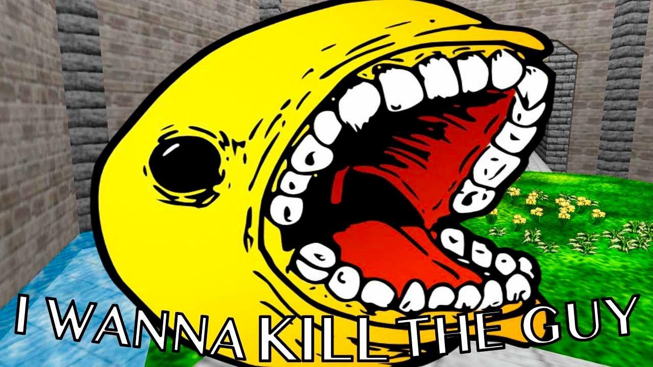 te odio pacman i wanna kill the guy juegagerman
