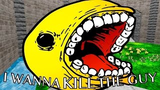 TE ODIO PACMAN | I Wanna Kill The Guy - JuegaGerman