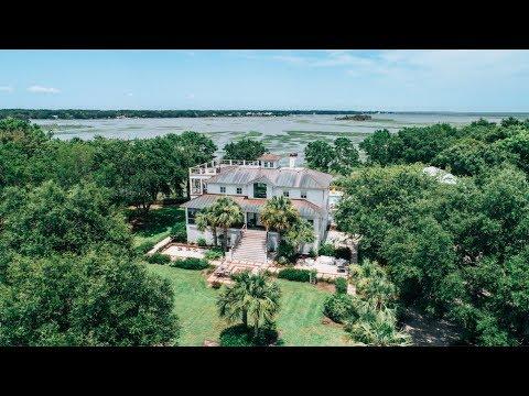 1105 Fort Lamar Drive - Charleston, South Carolina Waterfront Real Estate