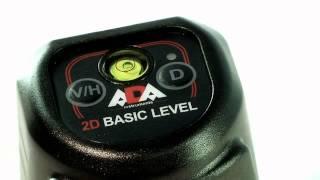 Лазерный уровень ADA 2D Basic Level.wmv(, 2013-03-12T14:40:53.000Z)