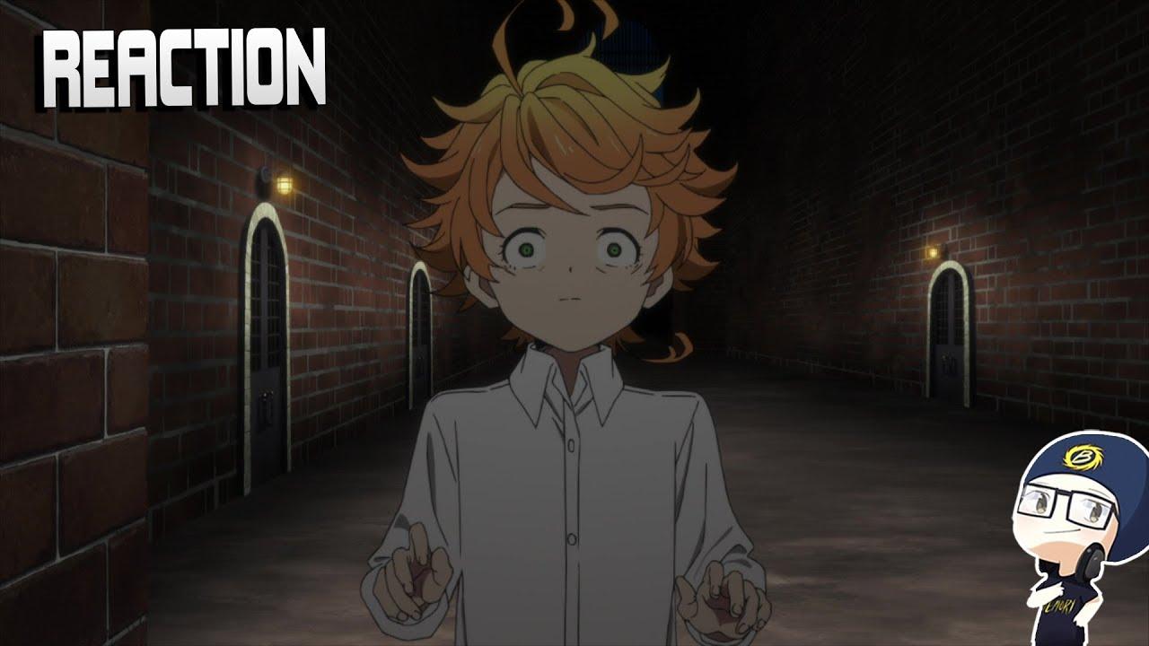 Yakusoku no Neverland Episode 1 REACTION 約束のネバーランド