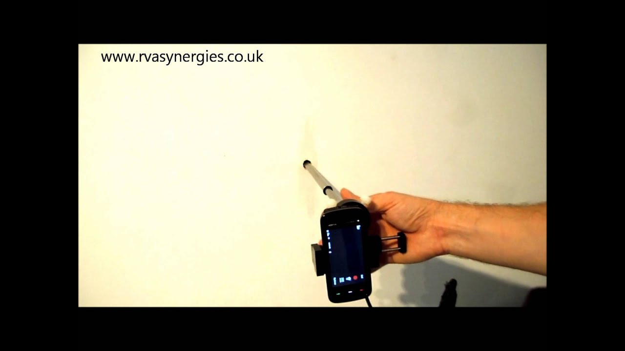 Cavity wall endoscope kit and the Smart Clamp - YouTube