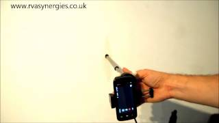 Cavity Wall Endoscope Kit And The Smart Clamp