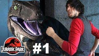 DINOSAURIOS | Jurassic Park | Parte 1