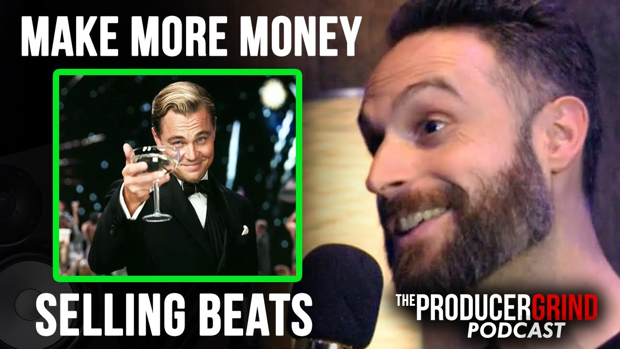 How To Make More Money Selling Beats Online The Smart Way!! | Legion Beats | Producergrind Clips