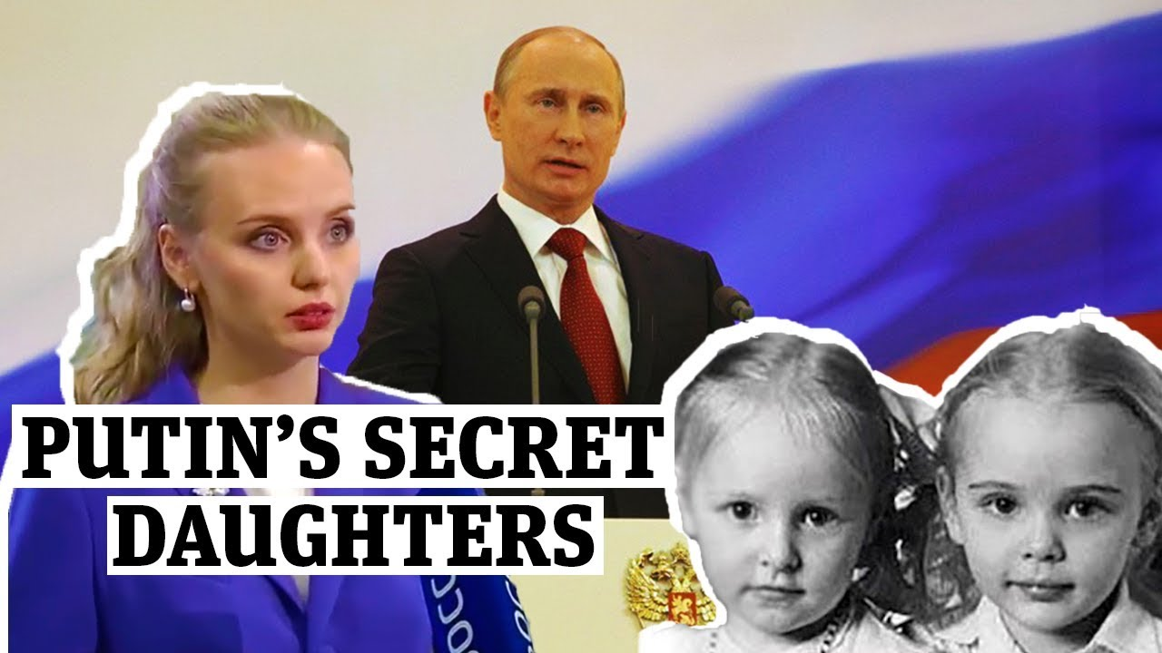 Who Are Putin S Secret Daughters Youtube
