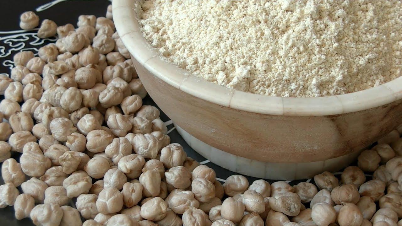 ¿Se puede usar la harina de garbanzos en la dieta ceto?
