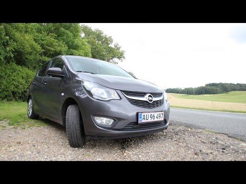 Test: Opel Karl - Mikro-segmentet får en helt ny konge