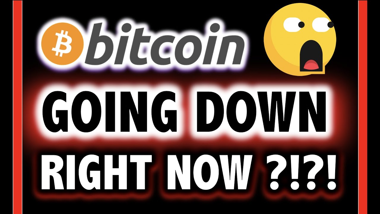 ?ALERT!! BITCOIN GOING DOWN RIGHT NOW?!! ⚠️ Crypto Analysis TA Today & BTC Cryptocurrency Price