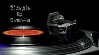 Daft Punk Giorgio By Moroder Vinyl