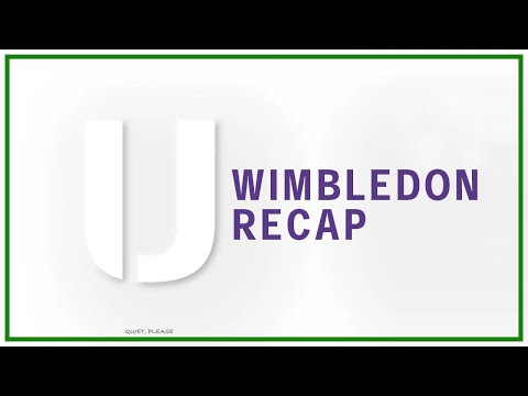 Wimbledon 2019 Day 7: The Big Three Stroll Into The Quarterfinals, Barty Stumbles On Riske