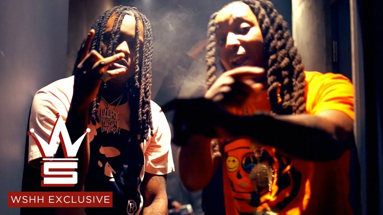 "Tadoe ""Go Forest"" (Glo Gang) (Official Music Video)"