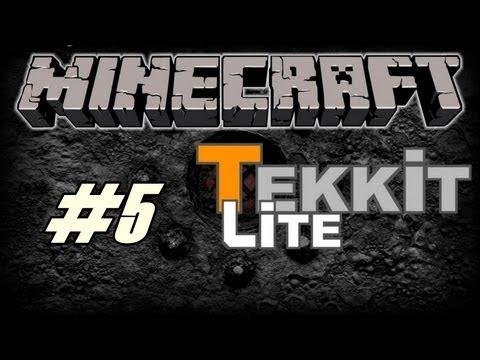 KeksPlayHD spielt Minecraft Tekkit Lite [5] :