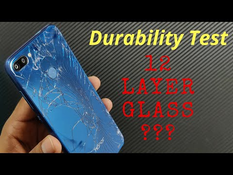 [Hindi] Honor 9N (9i) Durability Test (Scratch, Bend, Drop, Water) - 12 Layer Glass Protection ?