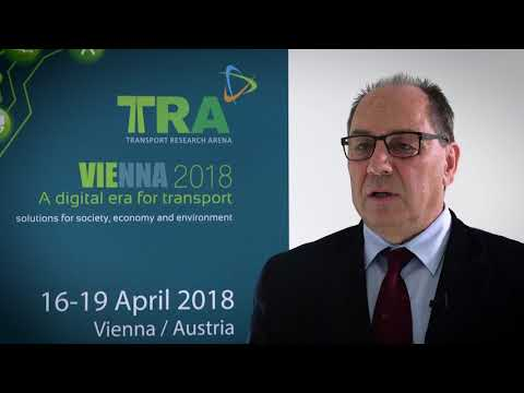 Transport Research Arena TRA 2018: Interview with Ingolf Schädler, bmvit