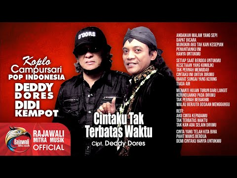 Didi Kempot feat Deddy Dores - Cintaku Tak Terbatas Waktu - Official Music Video