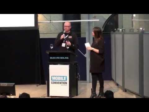 Layar - Mobile Convention Amsterdam: Raimo & Anita de Beijl of vtwonen