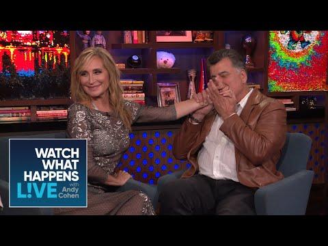 Keith Hernandez Dated Luann de Lesseps!? | RHONY | WWHL