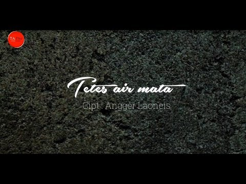 Laoneis Band - Tetes Air Mata [OFFICIAL LYRIC]