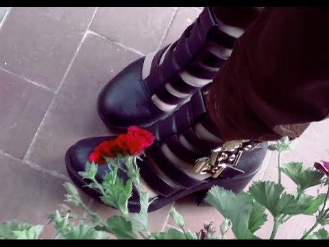 Ma che scarpe di merda! Cut out shoes ❤