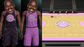 NBA 2K16 Goof Troop #1 - The Fantasy Draft