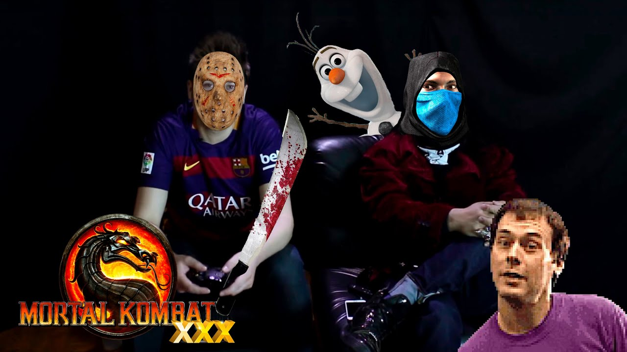 Xxx Mortal Kombat 35