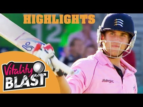 Malan's Magical Match-Winning 103 Off 54 Balls | Highlights | Blasts From The Past | Episode 3