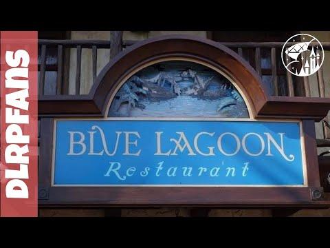 Disneyland Paris Blue Lagoon Restaurant New Version