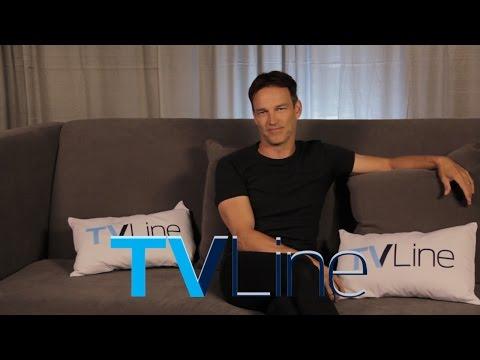 "Stephen Moyer ""True Blood"" Interview at Comic-Con 2014 - TVLine"