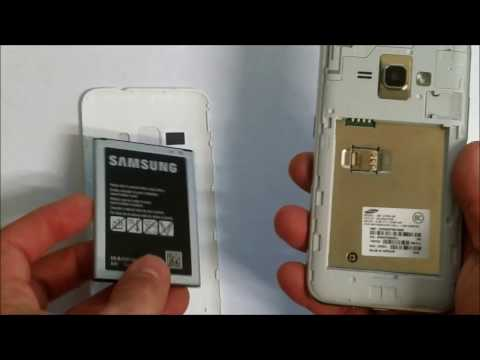 How to install SD and SIM card into Samsung Galaxy Express 3