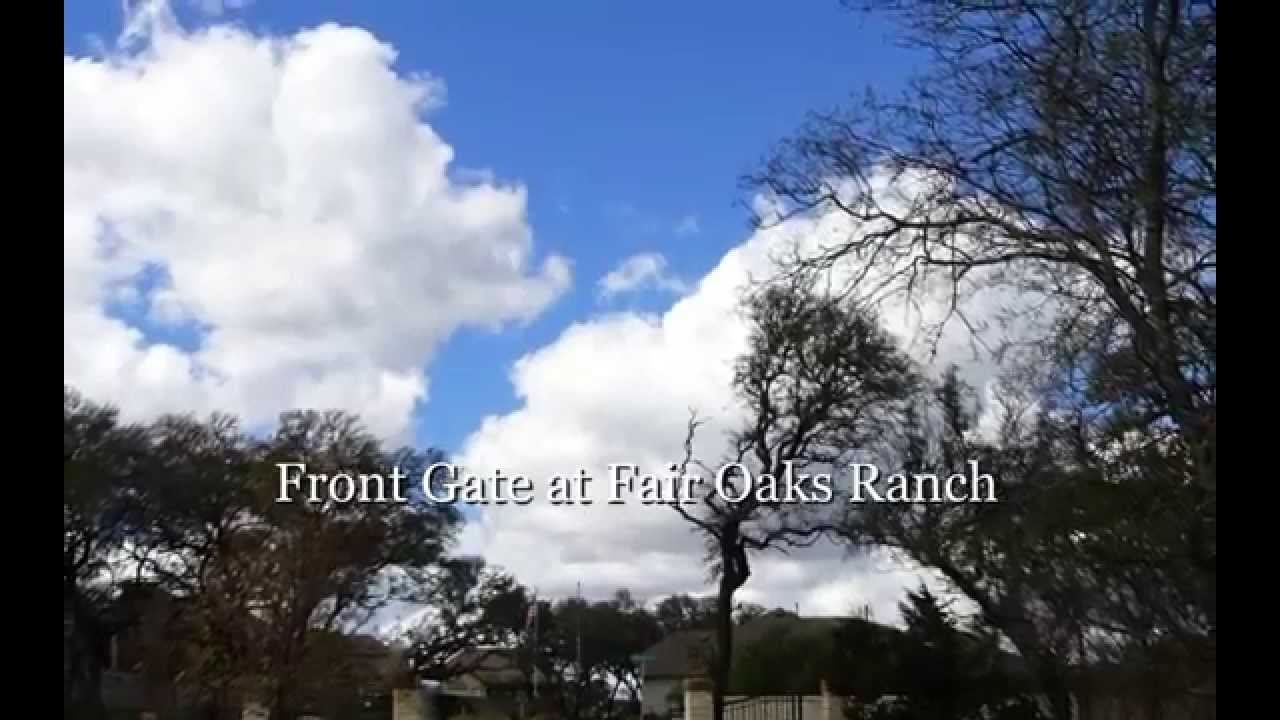 Front Gate At Fair Oaks Ranch Boerne Tx New Homes For