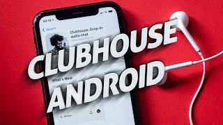 Clubhouse на android // Как скачать clubhouse на андроид?