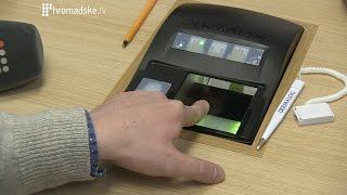 Черга майже як за новим iPhone аби першими отримати біометричний паспорт