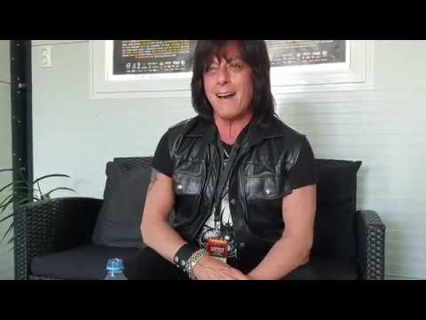 Joe Lynn Turner - Interview At Sweden Rock Festival June 2019 (Intervju Sweden Rock)