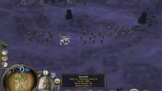 charge of the rohirrim