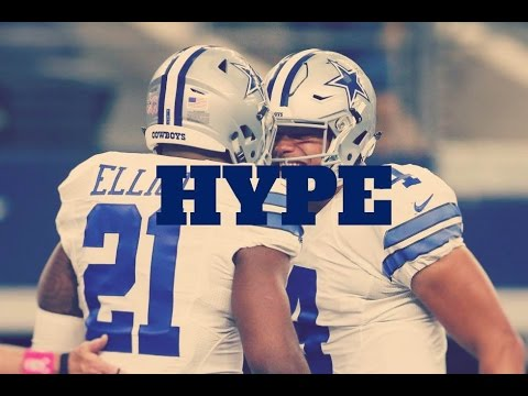 Dallas Cowboys HYPE Video!