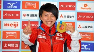 「ゴムまり娘と呼んでください」 体操・金メダルの村上茉愛選手が記者会見 村上茉愛 動画 30