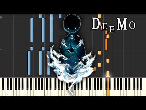 Deemo - Reflection Mirror Night (Piano Tutorial - Synthesia)