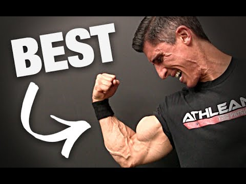 Your BEST Biceps Contraction Ever (PERIOD!!)