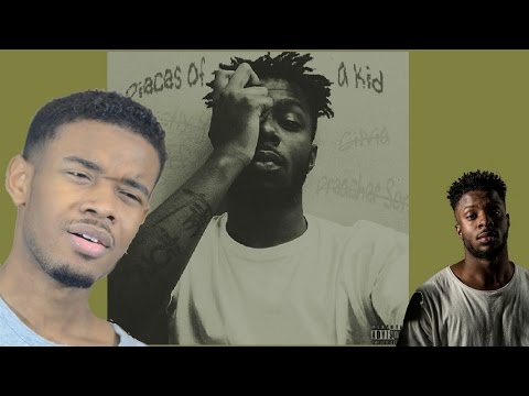 Isaiah Rashad - PIECES OF A KID First REACTION/REVIEW