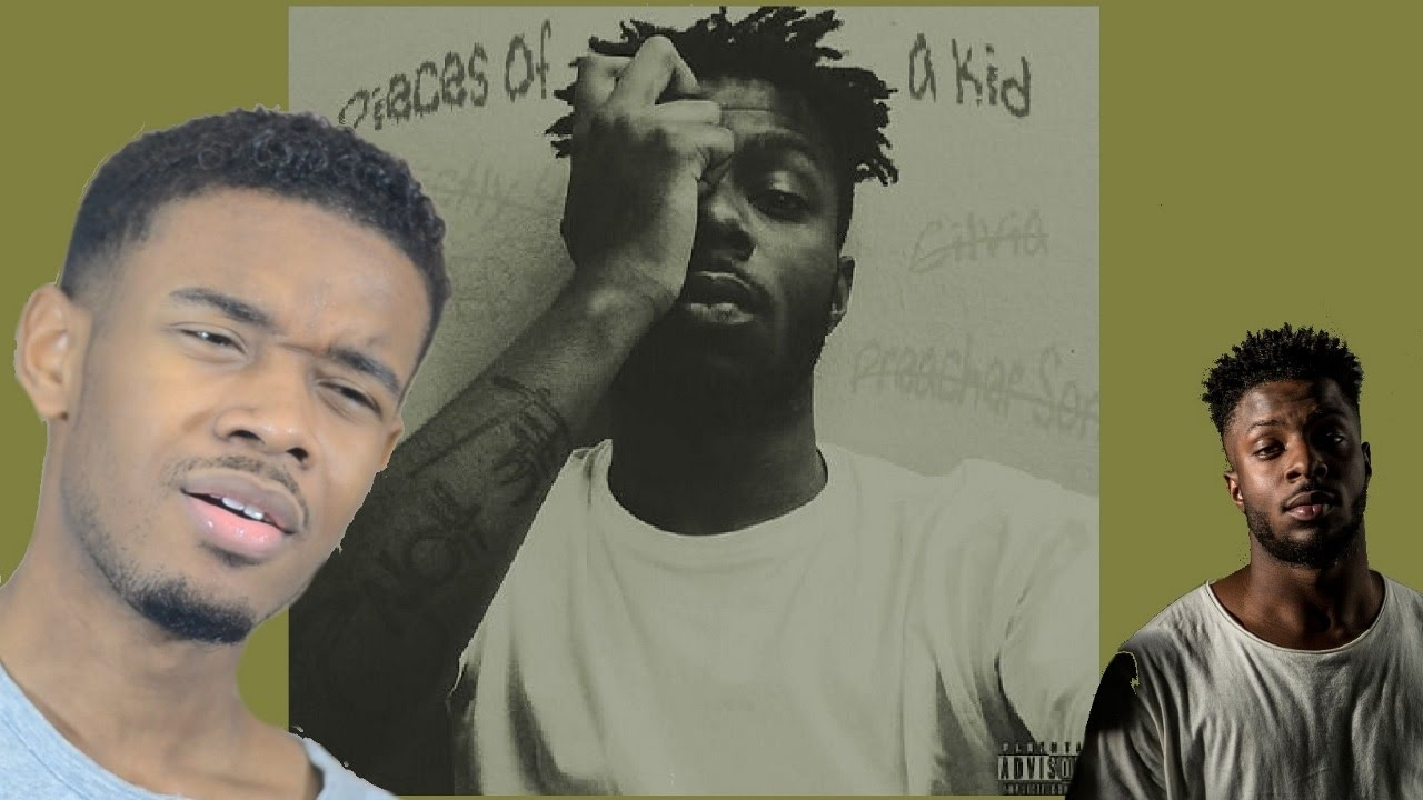 Isaiah Rashad - PIECES OF A KID First REACTION/REVIEW - YouTube