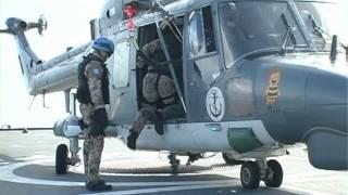 UNIFIL Fregatte BAYERN