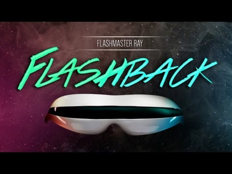 Flashmaster Ray - Flashback / Limited Vinyl LP & Digital Release (#OFFICIAL ALBUM #VIDEO-SNIPPET)