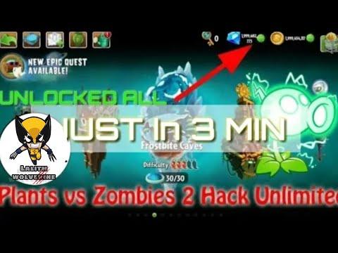 plants vs zombies 2 hack 2019