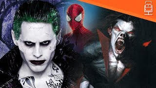 Jared Leto CAST as Morbius in Spider-Man Spin-Off