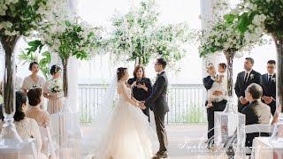 Enchanted Floral Wedding at Torontos Palais Royale