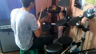 SamsonS Selamat Tinggal Drum Cover by Mizan