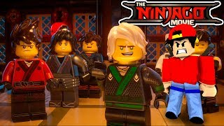 ROBLOX - THE LEGO NINJAGO MOVIE, THE END!