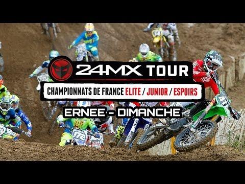 24MX Tour - Ernée : Résumé Dimanche