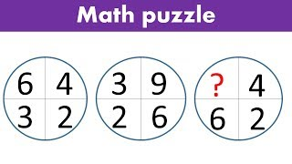 Brain Test Math Puzzle  with answer #68 I Maths puzzles with answers